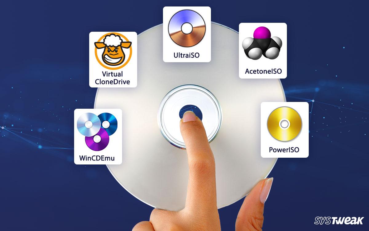 Best Alternatives to MagicDisc for Windows 10
