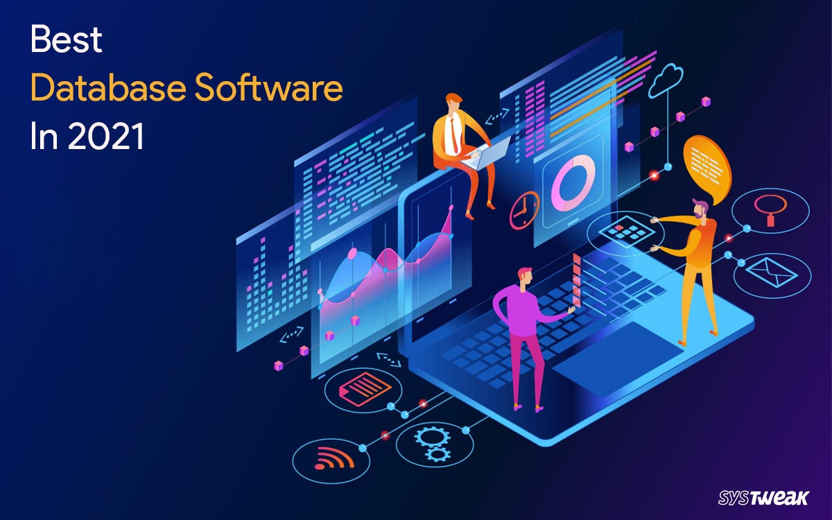 Best Database Software For Large, Medium & Small Businesses (2021)