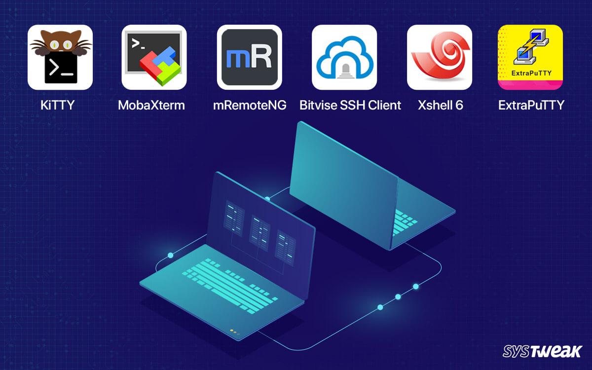 Best Free & Paid PuTTY Alternatives for Windows 10 – 2021