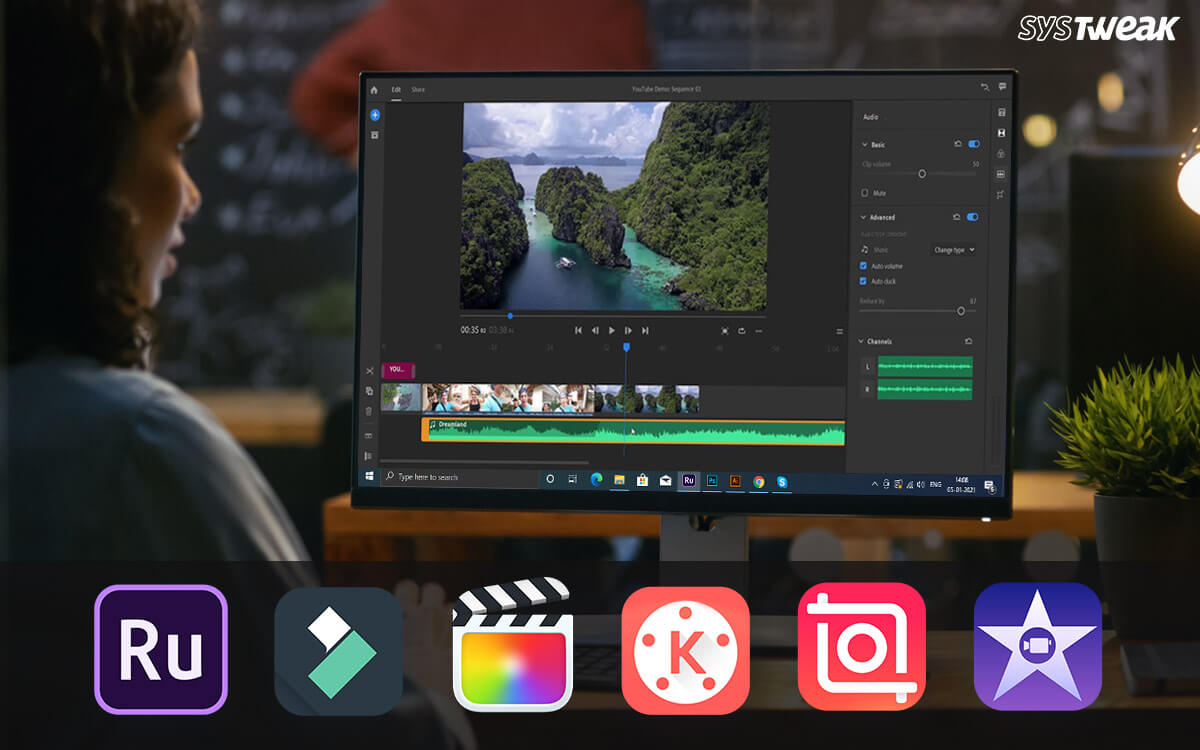 10 Best Video Editors For Students To Use In 2021 [Paid & Free]