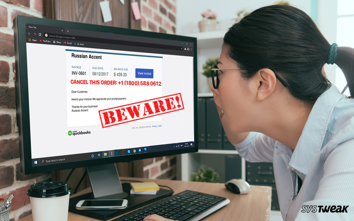 Fraudulent Invoices, The New Trend In Internet Scams– What You Need To Know