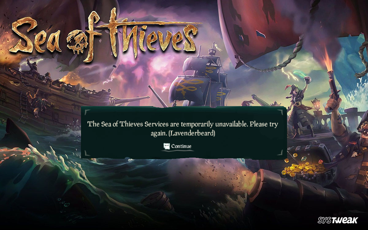 How To Solve Sea Of Thieves Connection Issues On Windows 10?