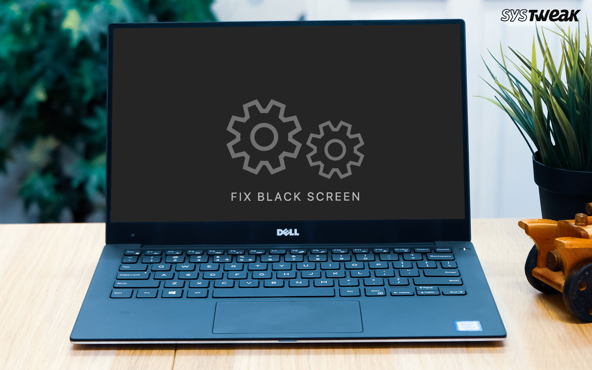 How to Fix Black Screen on Dell Laptop