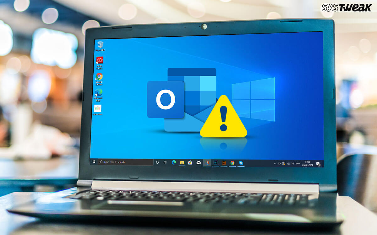 How to Fix Outlook Won't Open In Windows 10?