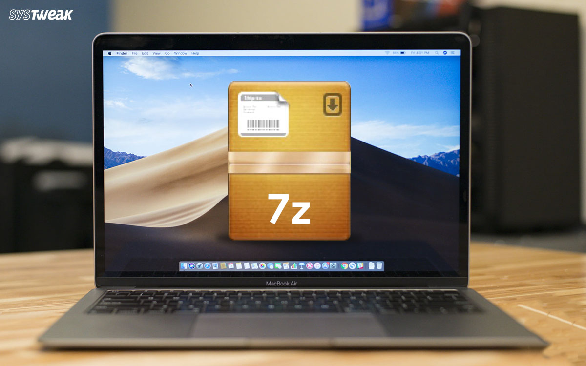 How to Open 7z Files on Mac Quickly and Safely