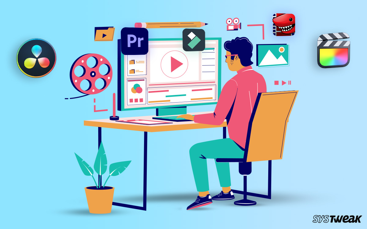 Top 10 Best Professional Video Editing Software To Use In 2021 (Paid & Free)