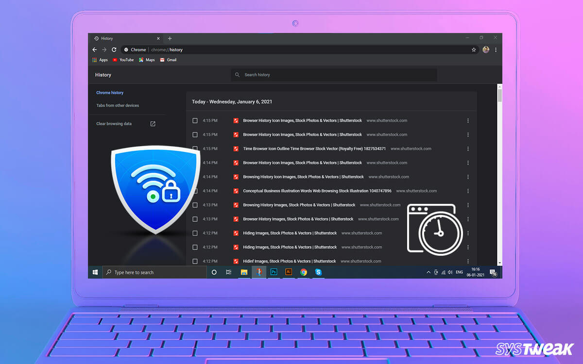 How to hide browsing history from your ISP – SystweakVPN