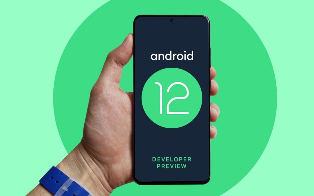 What's New In Android 12 Developer Preview 1