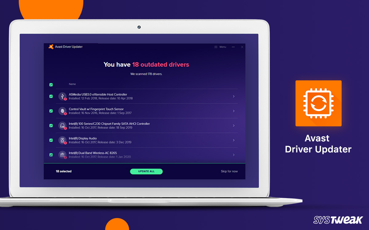 Avast Driver Updater Review: Updating Drivers Is Now Fast & Easy