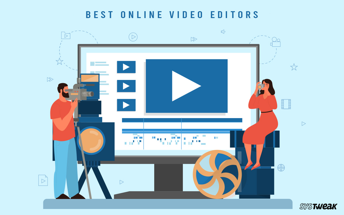 Must-Try Online Video Editors To Edit Clips & Footages Online (2021)