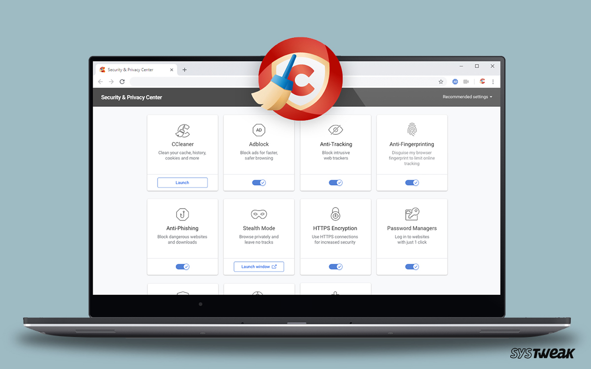 CCleaner Browser Review:  Fast, Private And Secure Browser For Windows 10