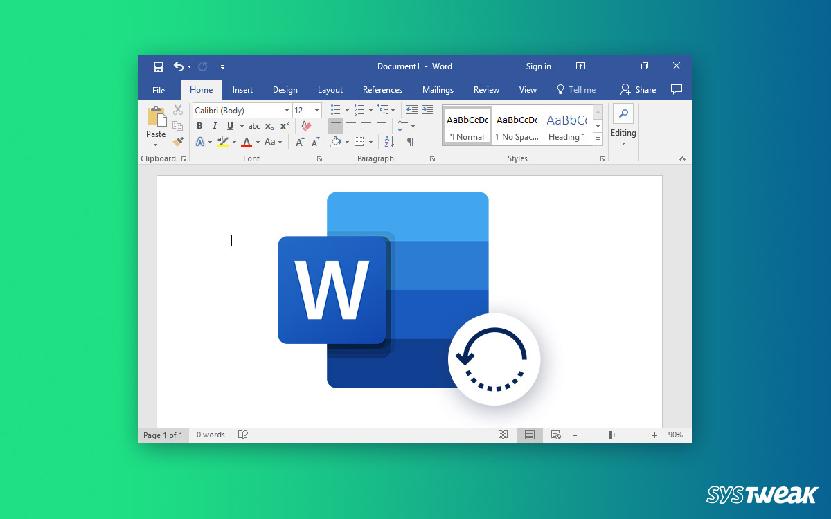 How To Recover Deleted Word Document On Windows 10