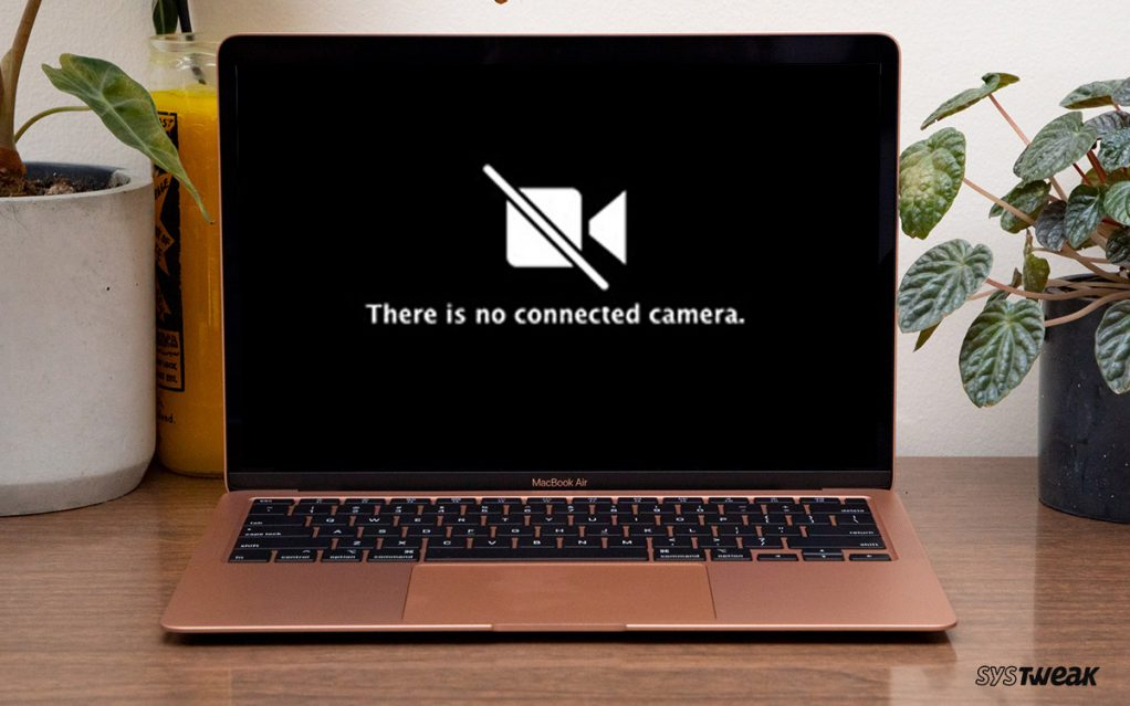 """Fixing """"There Is No Connected Camera"""" Error With Mac"""