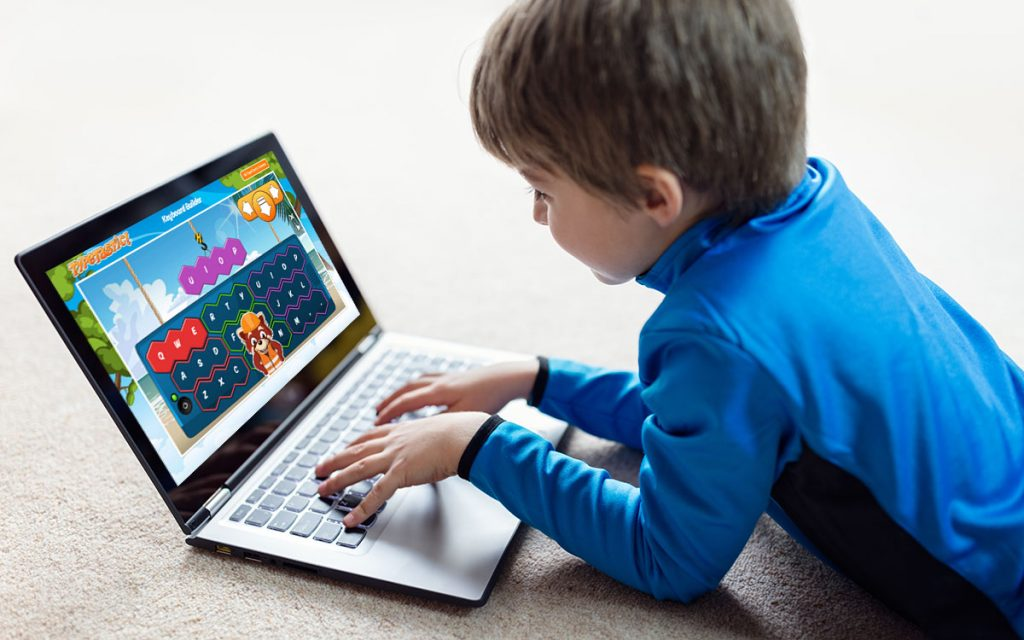 10 Typing Games For Kids To Learn Faster