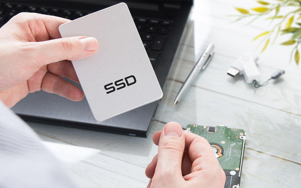 Is Data Recovery Possible from A SSD - Windows?