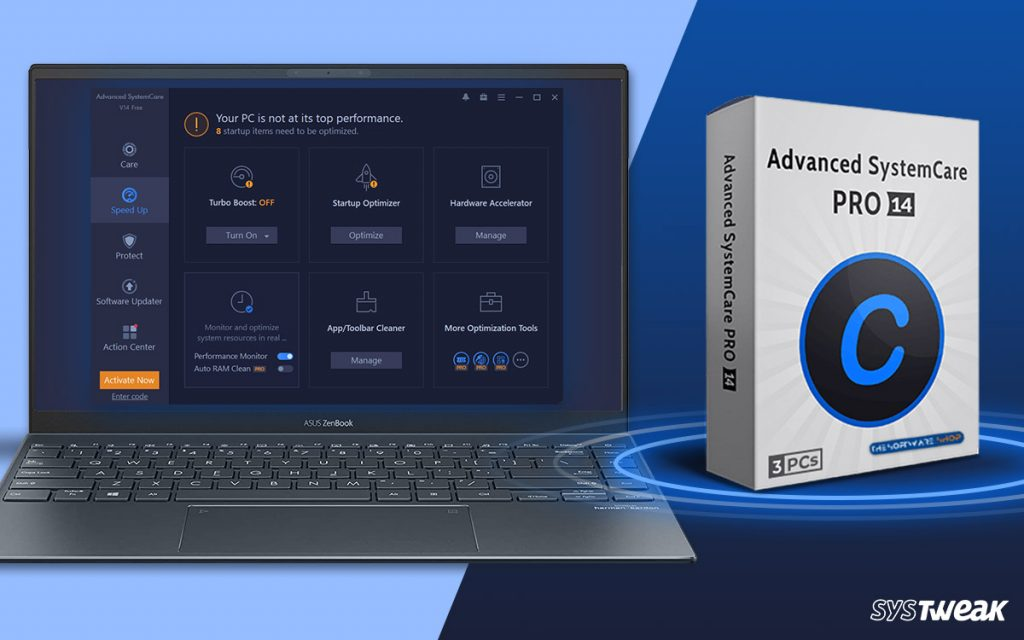 iObit Advanced SystemCare PRO Review: Is It A Necessity For Your PC? (2021 Update)