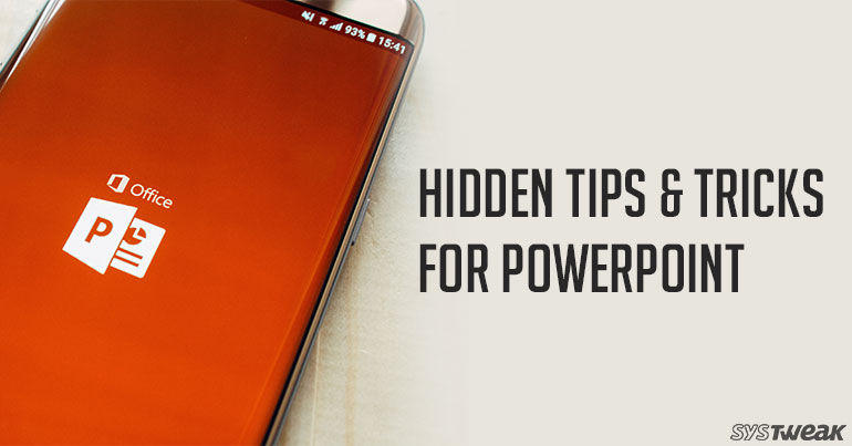 5 Best Tips And Tricks For PowerPoint