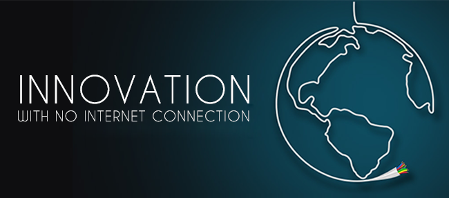 Amazing Innovations without Internet –  Infographic