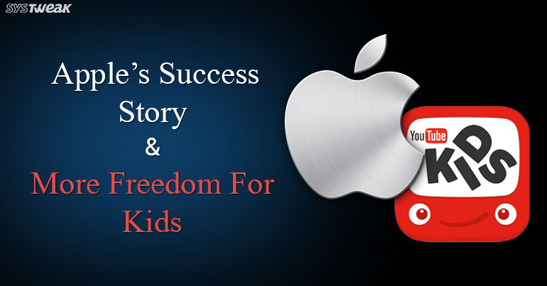 Newsletter: Apple's Q4 Domination & New Update For YouTube Kids