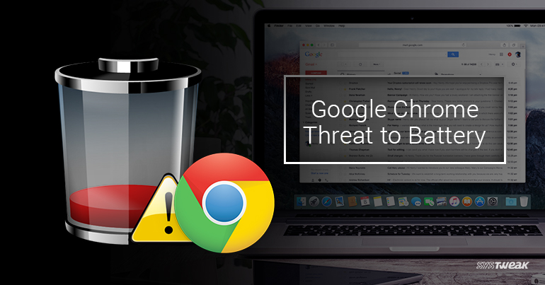 Chrome: A Threat To Your Macbook's Battery