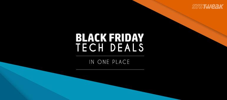 Friday Essentials: Black Friday Deals to Die For!