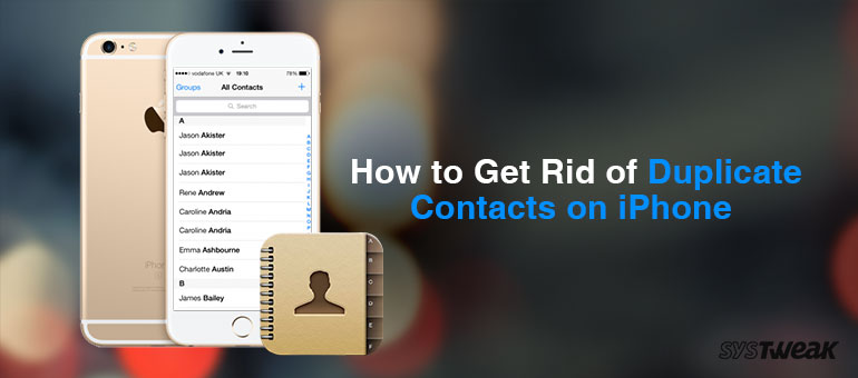 How to Get Rid of Duplicate Contacts in iPhone