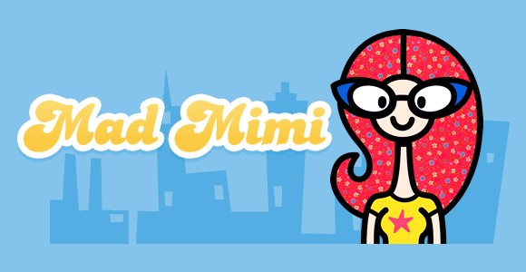 Mad Mimi- free software send mass email