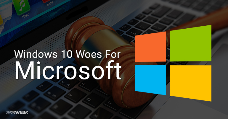 Microsoft's Smugness Could Give Rise To Another Erin Brockovich!