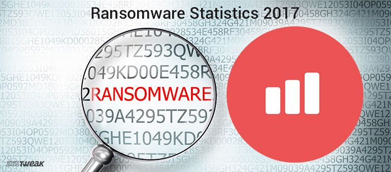 Ransomware Statistics 2017: At a Glance!