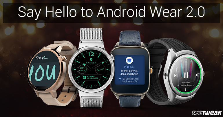 6 Things To Try On Your New Android Wear Smartwatch