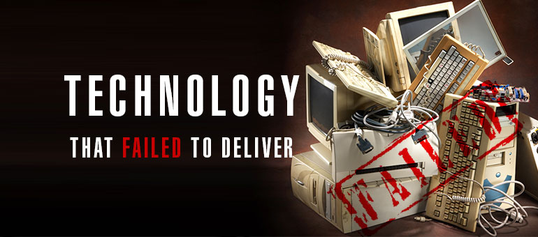 Tech Promises That Are Still Undelivered