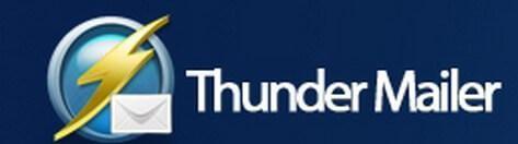 Thunder Mailer to bulk email sender