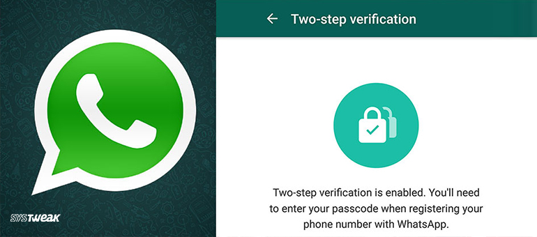 WhatsApp Now Offers 2 step Verification—Here's how to Enable it!