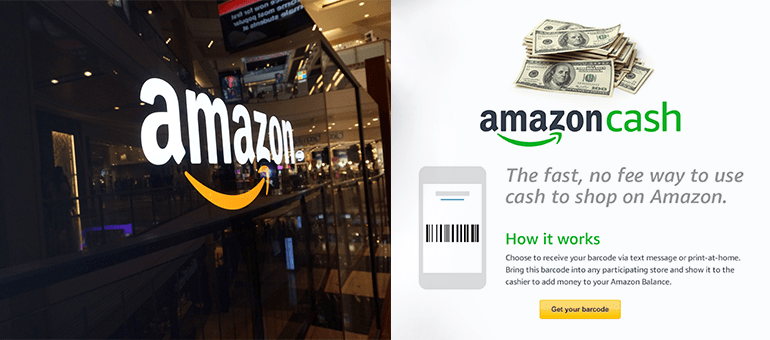 You Can Now Use Amazon Cash at Your Favorite Shopping Portal!