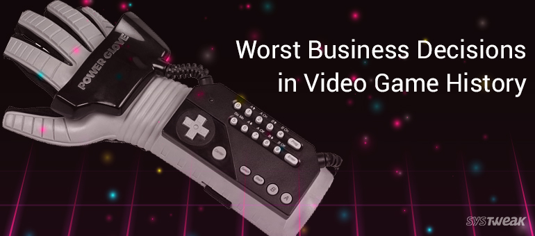 Business Decisions That Slew Legendary Gaming Giants
