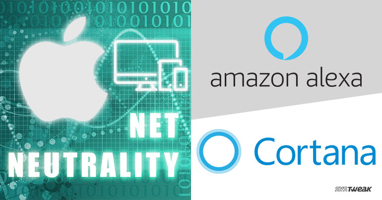 Newsletter: Apple Backs Net Neutrality & Microsoft Partners With Amazon
