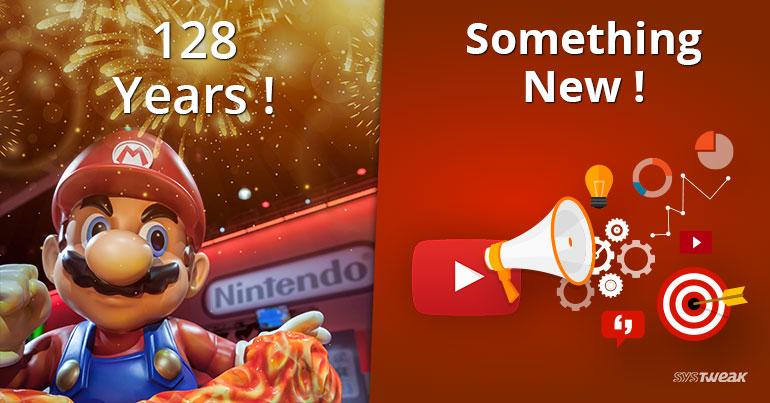 Newsletter: YouTube Innovates Ads & Nintendo Celebrates 128 Years of Gaming Madness