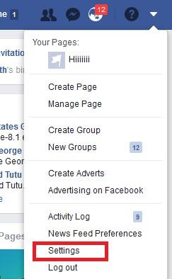 Facebook Google Authenticator