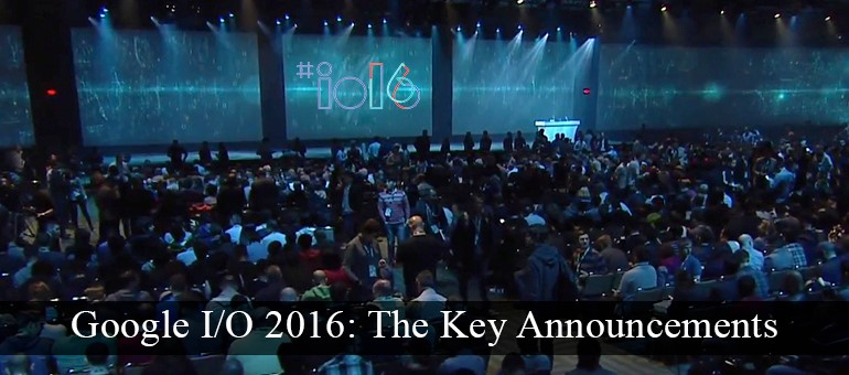 Google annual conference 2016 – Meet the Google' smarter assistant, Allo, and Duo