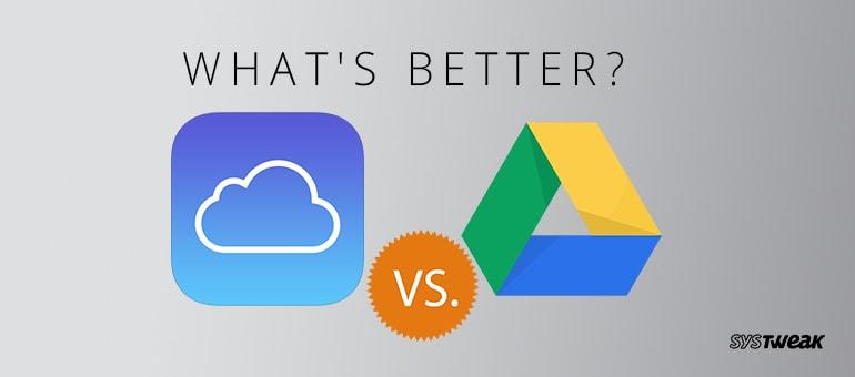 Battle of Backup: iCloud Photos Vs Google Photos