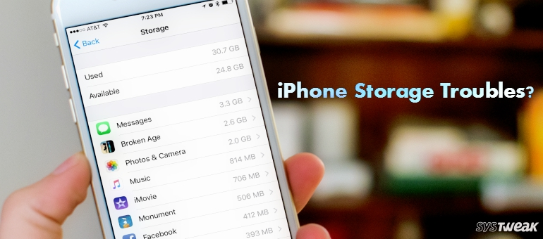 6 Simple Ways to Free up iPhone Space Instantly