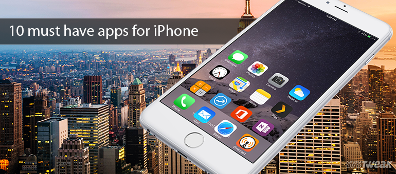 10 Best Must Have Free iPhone Apps
