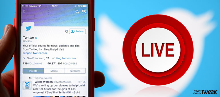 Twitter to Launch Its Live Video API Tomorrow