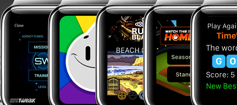 9 Best Apple Watch Games Worth your Attention