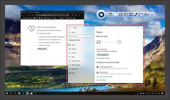 Active Window Screenshot